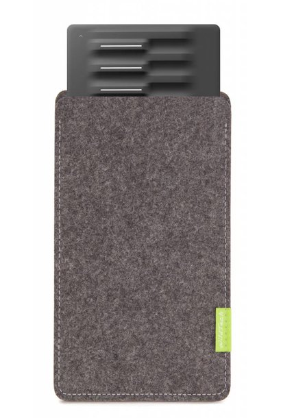 Seaboard Block Sleeve Grey