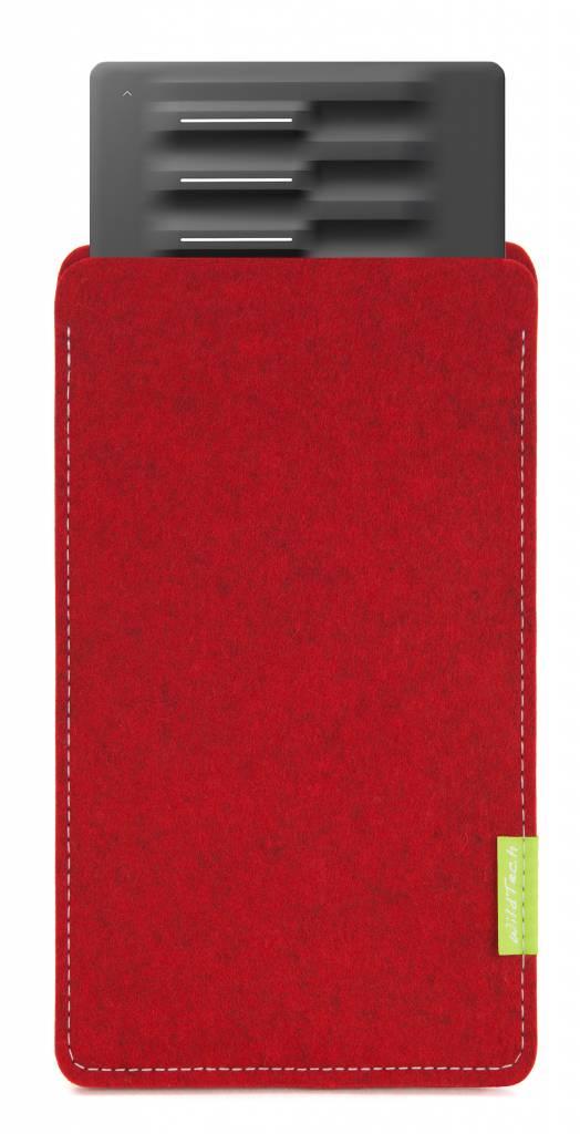 Seaboard Block Sleeve Kirschrot-1