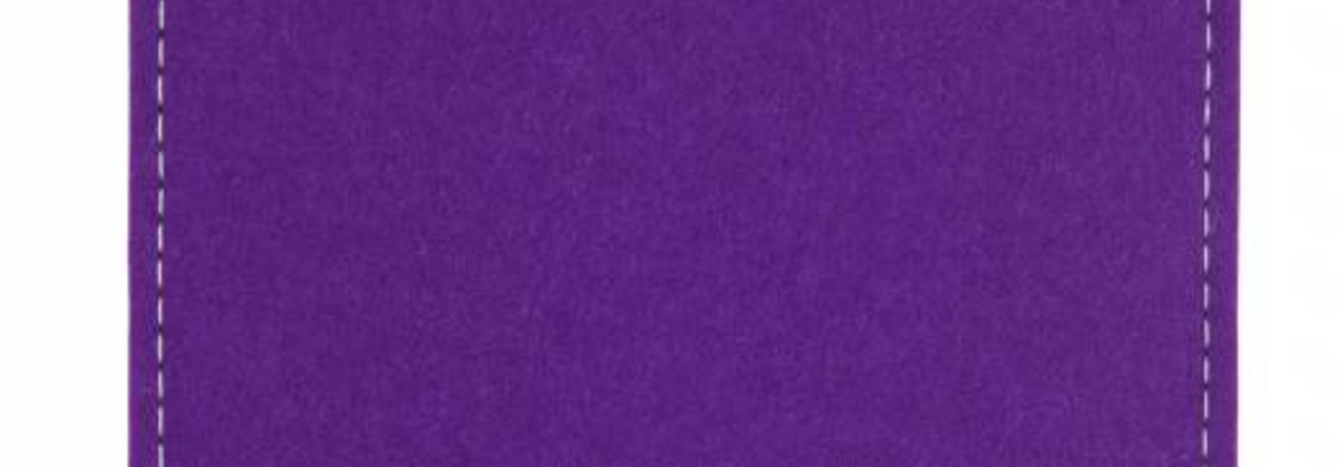 Seaboard Block Sleeve Purple