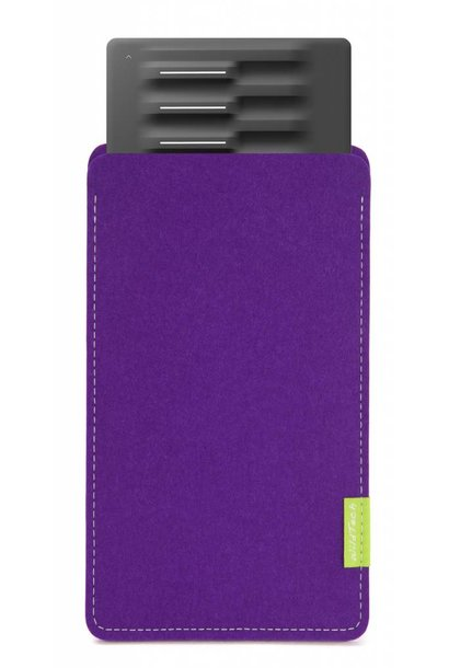 Seaboard Block Sleeve Purple