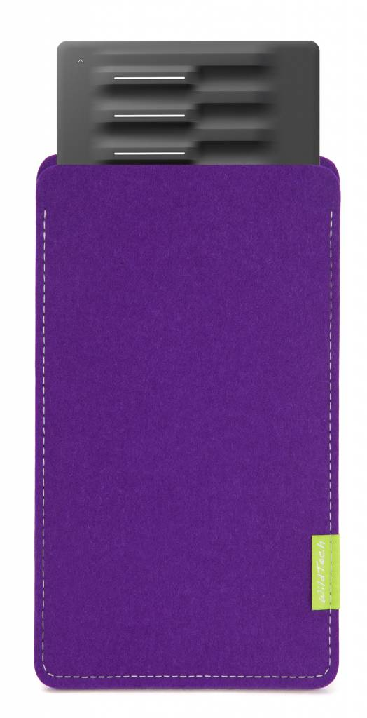 Seaboard Block Sleeve Purple-1