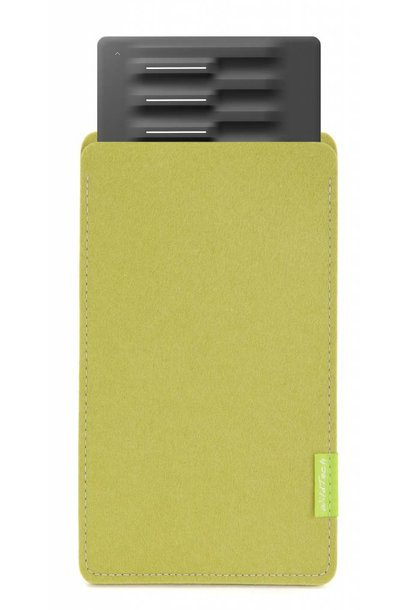 Seaboard Block Sleeve Lime-Green