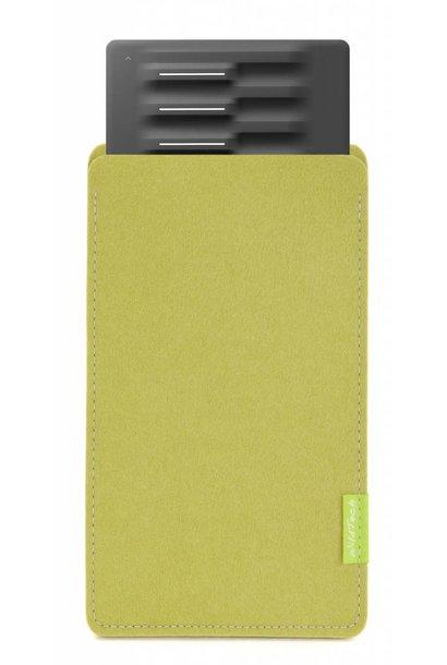 Seaboard Block Sleeve Lindgrün