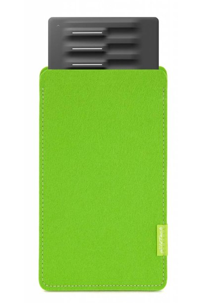 Seaboard Block Sleeve Bright-Green