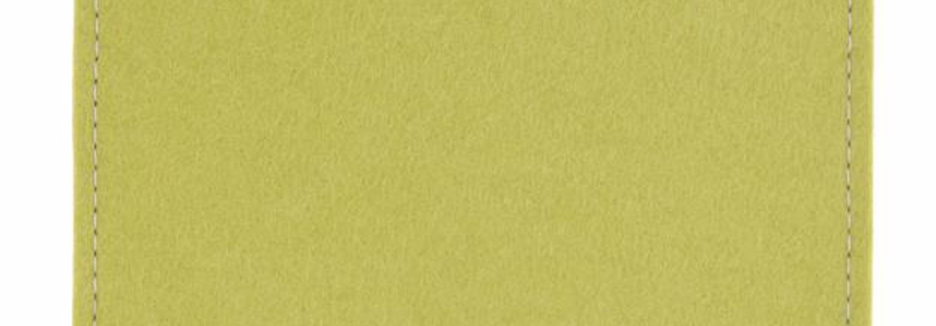 XPS Sleeve Lindgrün