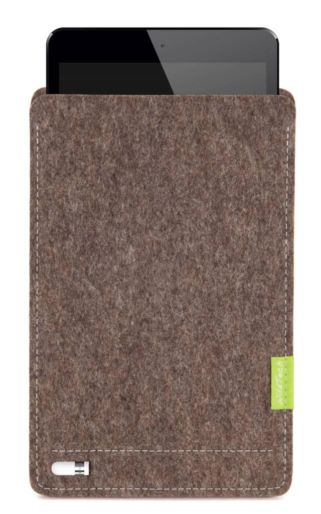 iPad Sleeve Natur-Meliert-4
