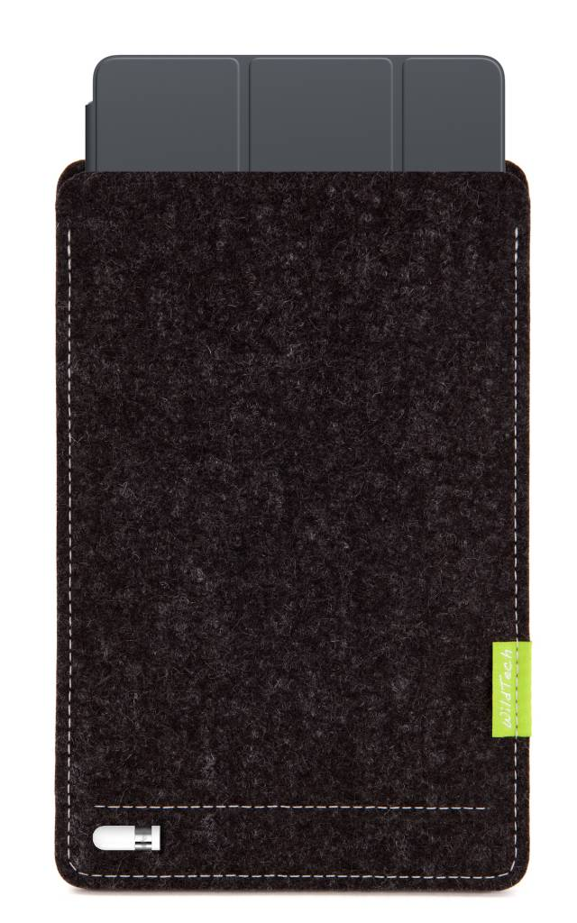 iPad Sleeve Anthrazit-5