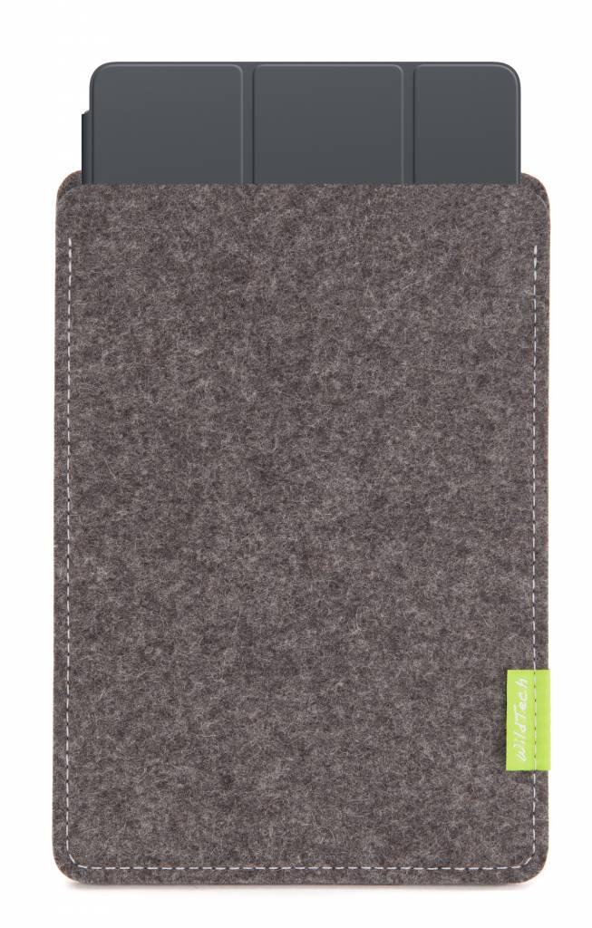 iPad Sleeve Grey-3