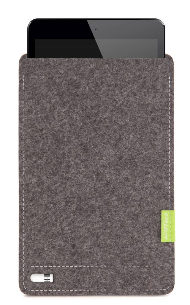 iPad Sleeve Grey-4