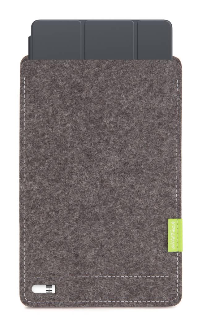 iPad Sleeve Grey-5