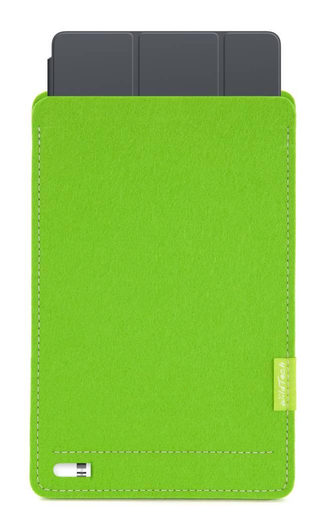iPad Sleeve Bright-Green-5