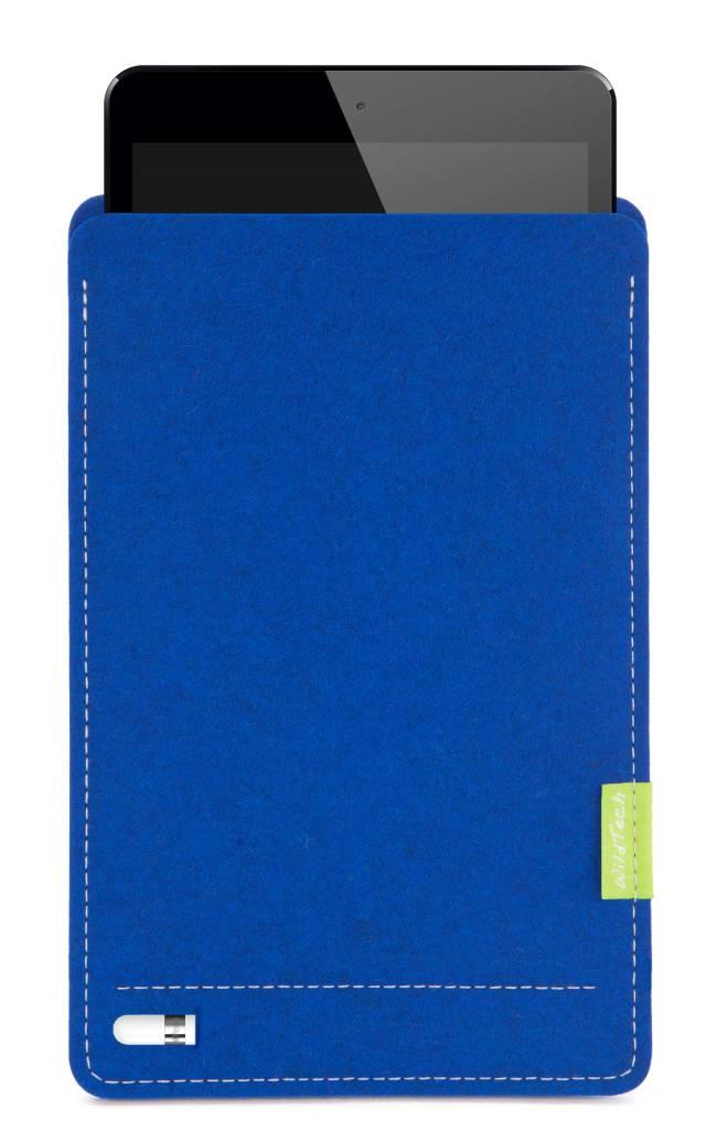 iPad Sleeve Azure-4