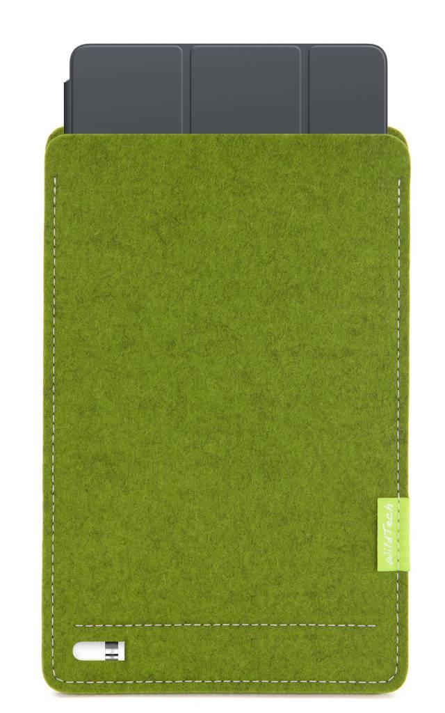 iPad Sleeve Farn-Green-5