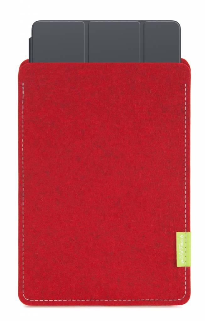 iPad Sleeve Kirschrot-3