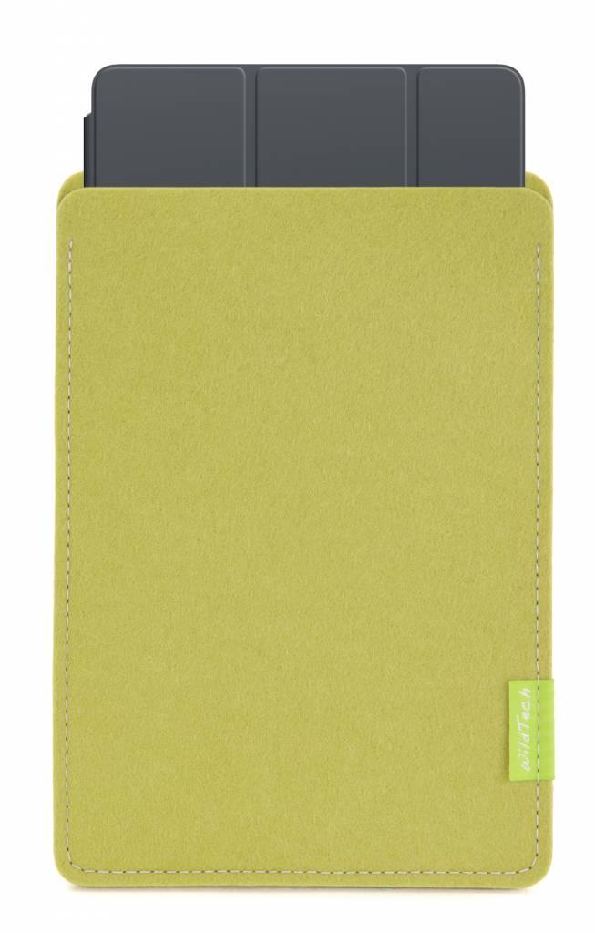iPad Sleeve Lindgrün-3