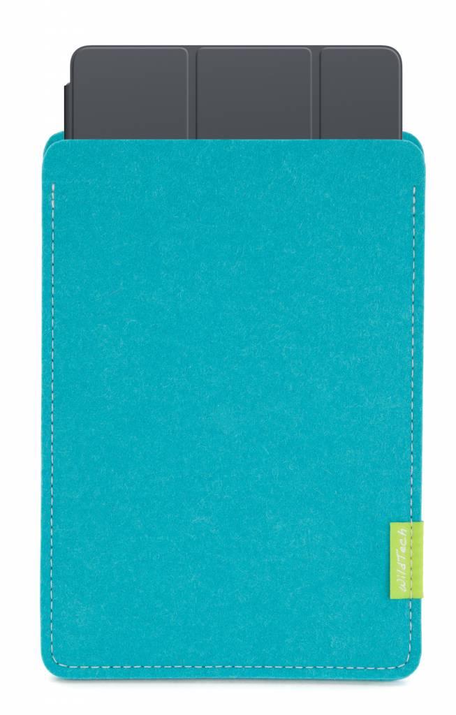 iPad Sleeve Turquoise-3