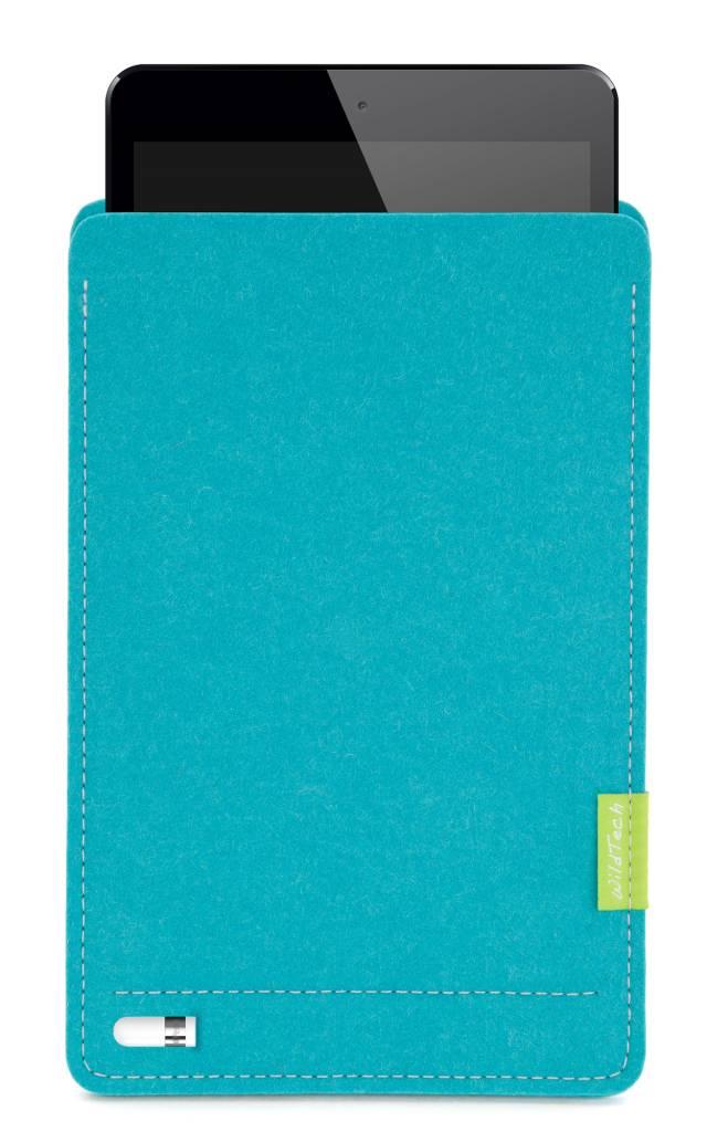 iPad Sleeve Turquoise-4