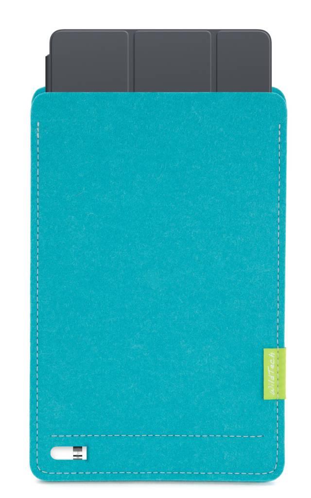 iPad Sleeve Turquoise-5