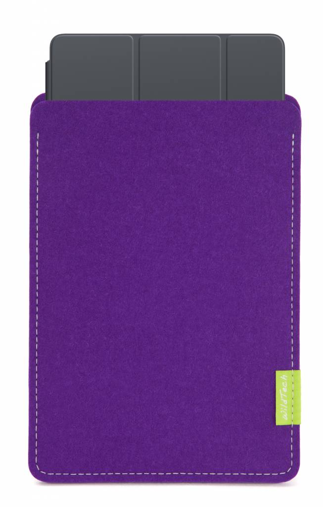 iPad Sleeve Lila-3