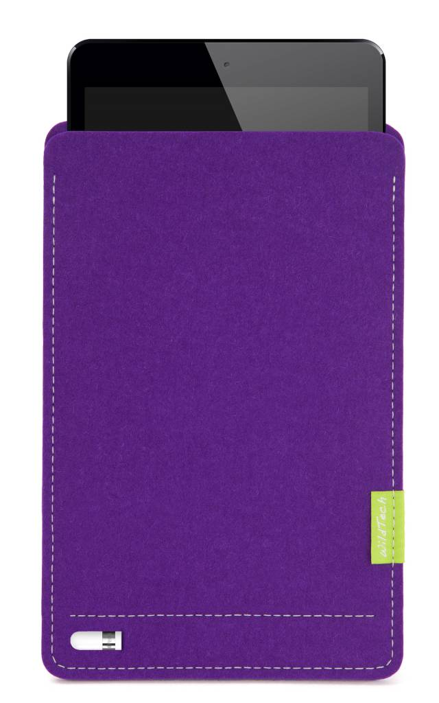 iPad Sleeve Lila-4