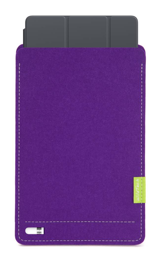 iPad Sleeve Lila-5
