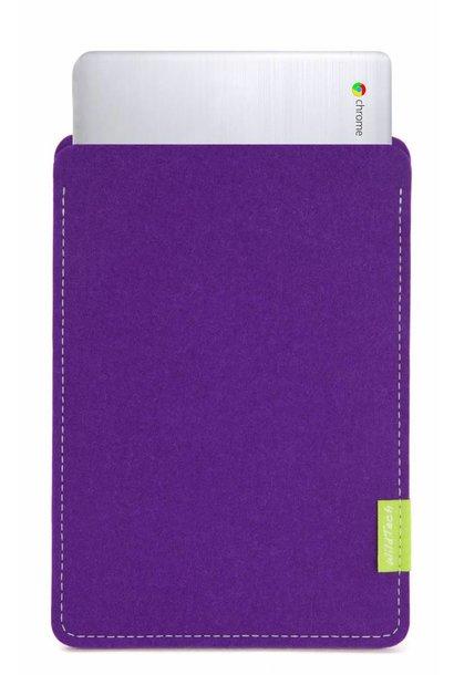 Chromebook Sleeve Purple