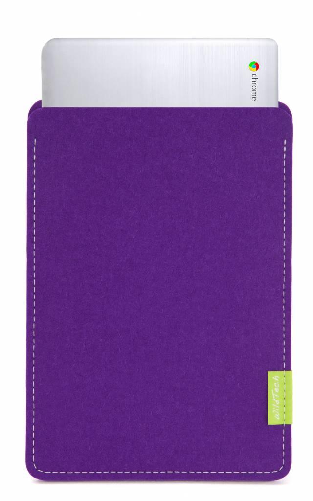 Chromebook Sleeve Lila-1