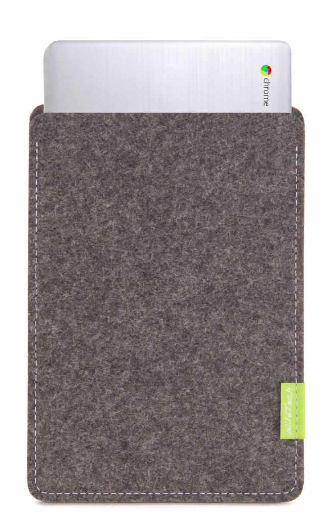 Chromebook Sleeve Grau-1
