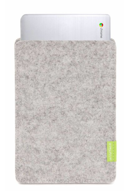 Chromebook Sleeve Light-Grey