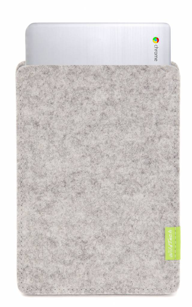 Chromebook Sleeve Light-Grey-1