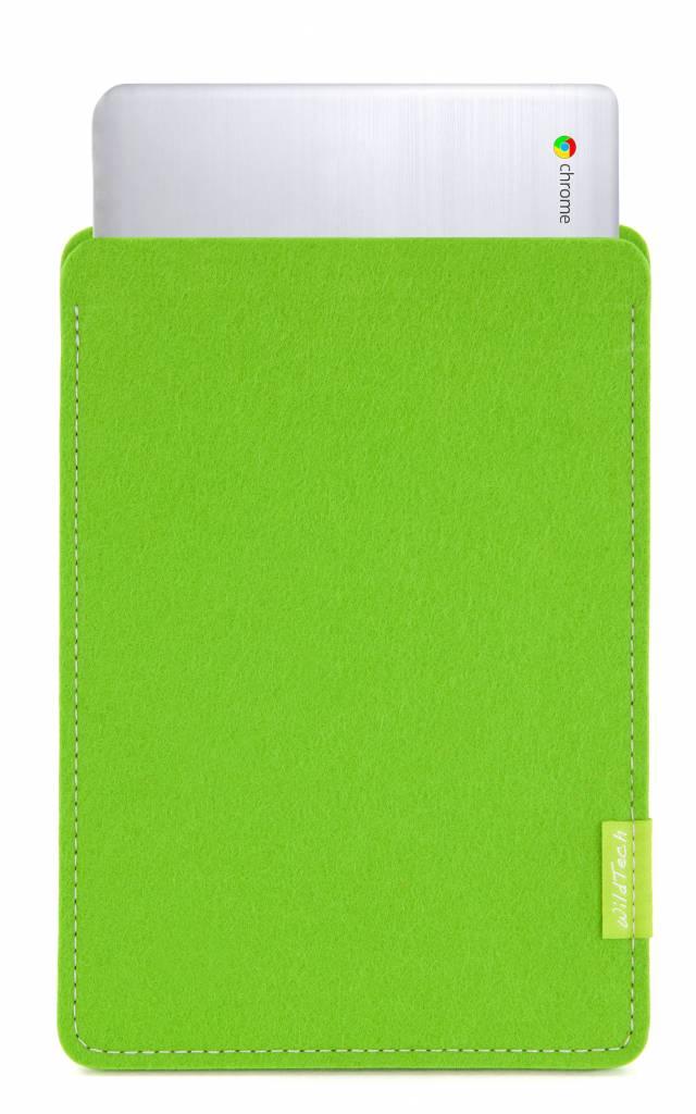 Chromebook Sleeve Maigrün-1
