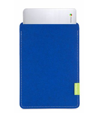 Google Chromebook Sleeve Azure