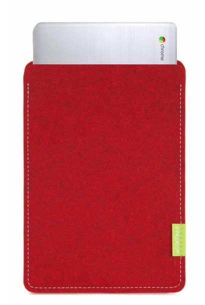 Chromebook Sleeve Cherry