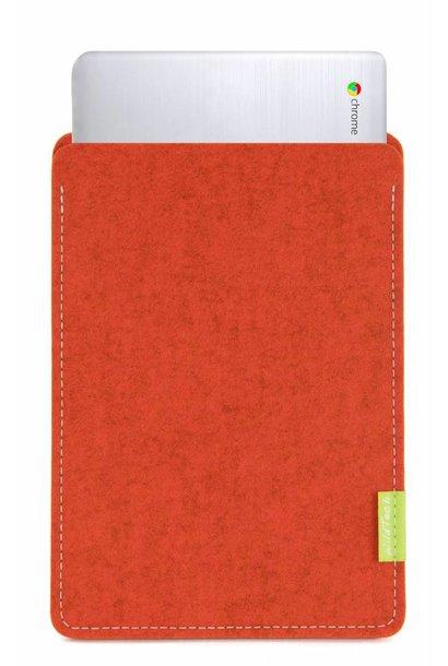 Chromebook Sleeve Rust