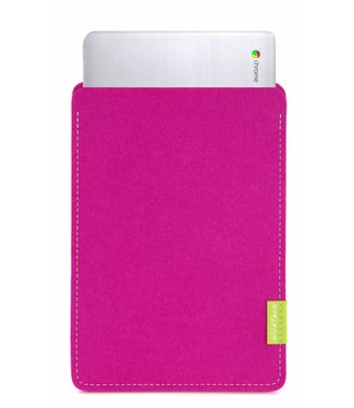 Google Chromebook Sleeve Pink