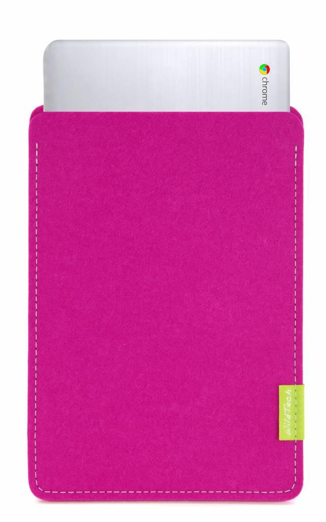 Chromebook Sleeve Pink-1