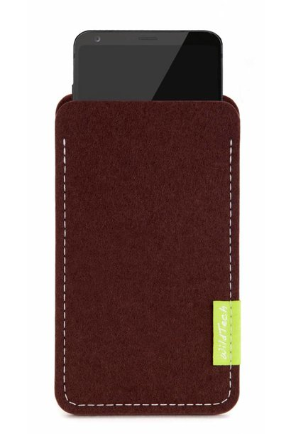 Sleeve Dark-Brown