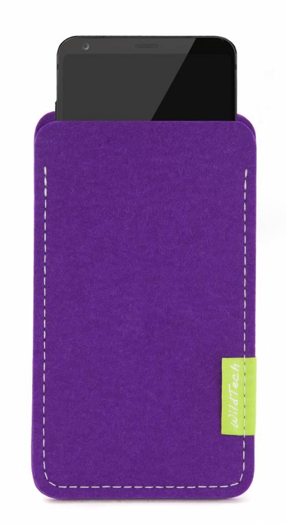 Sleeve Purple-1