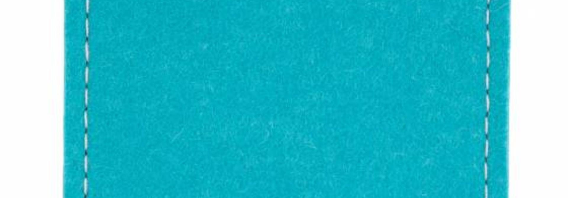 Pixel Sleeve Türkis