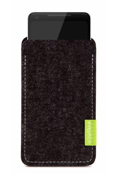 Pixel Sleeve Anthracite