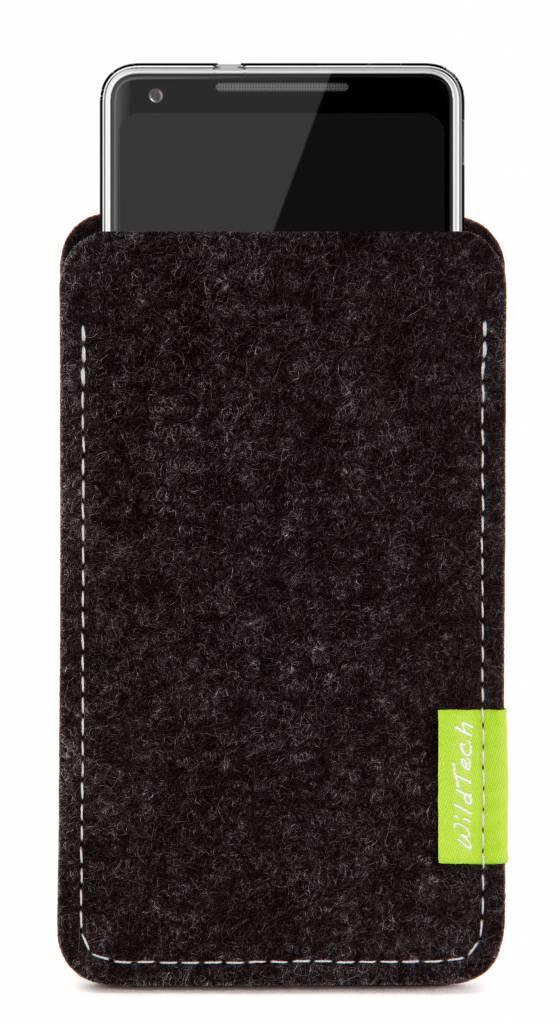 Pixel Sleeve Anthracite-2