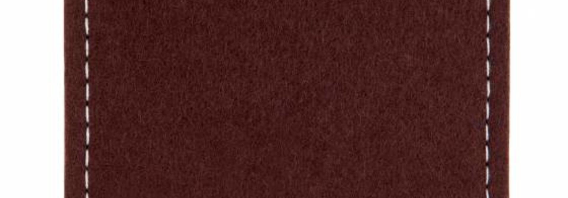 Pixel Sleeve Dark-Brown