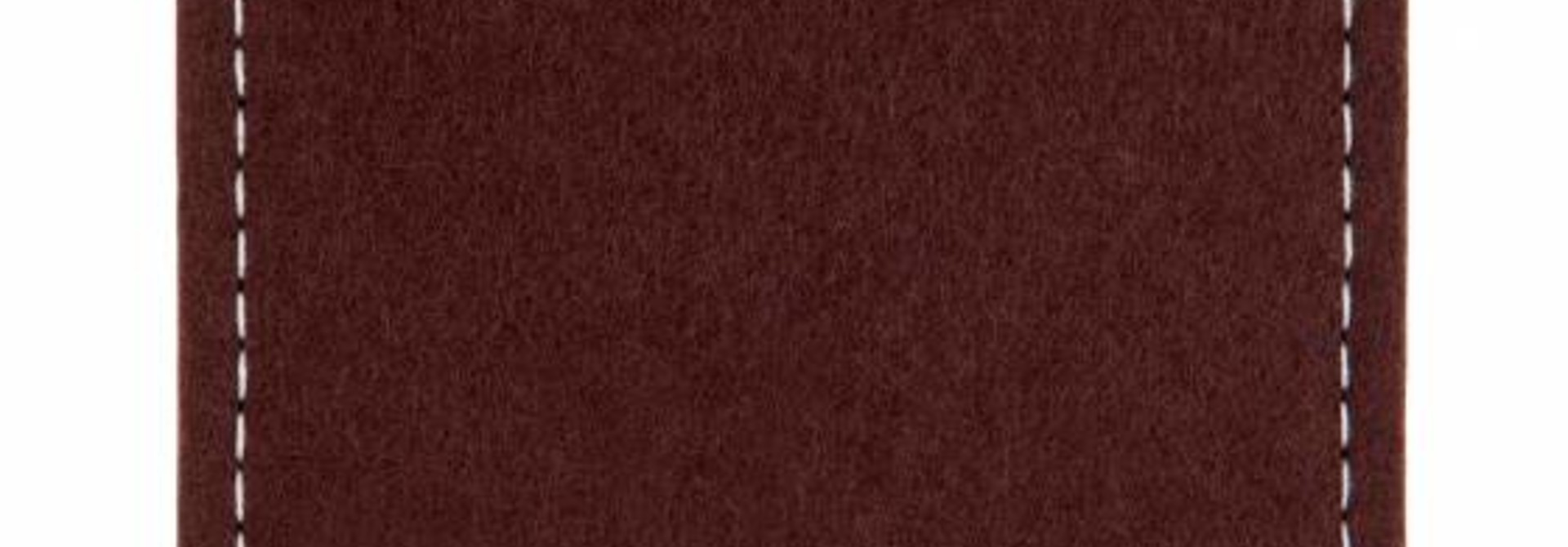 Pixel Sleeve Dunkelbraun