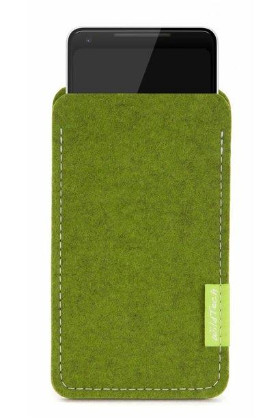 Pixel Sleeve Farn-Green
