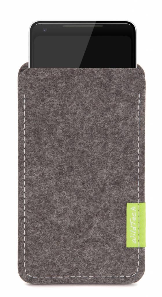 Pixel Sleeve Grey-1