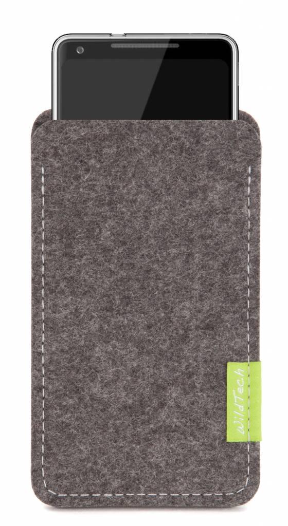 Pixel Sleeve Grey-2