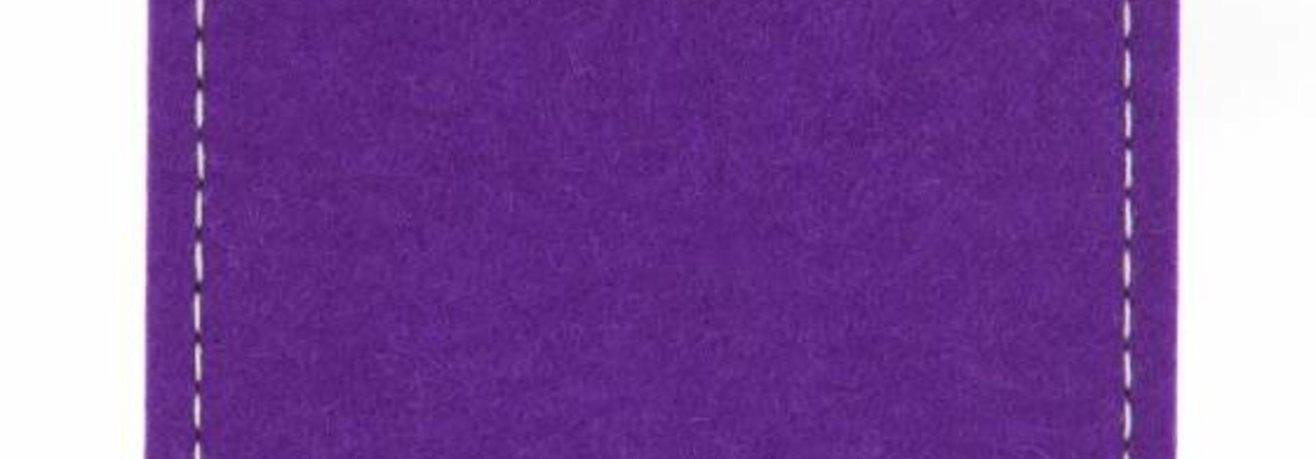Pixel Sleeve Lila