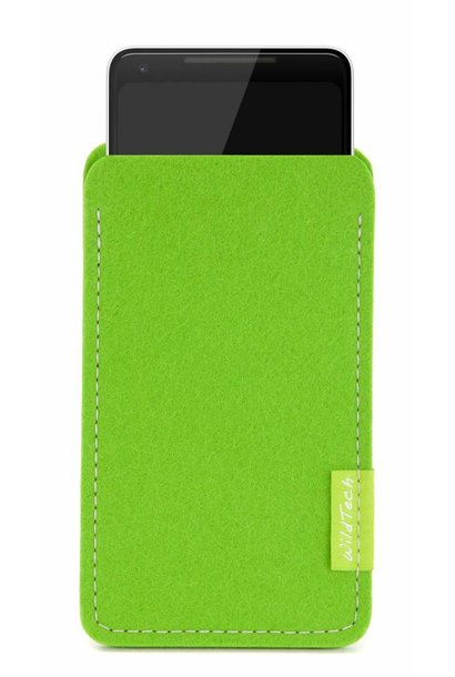 Pixel Sleeve Bright-Green