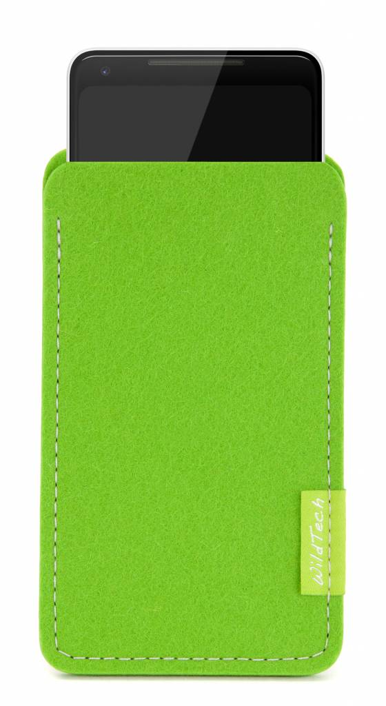 Pixel Sleeve Bright-Green-1