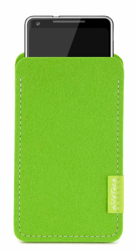 Pixel Sleeve Bright-Green-2